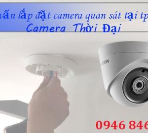 Công ty lắp đặt camera quan sát giá rẻ uy tín tại tphcm
