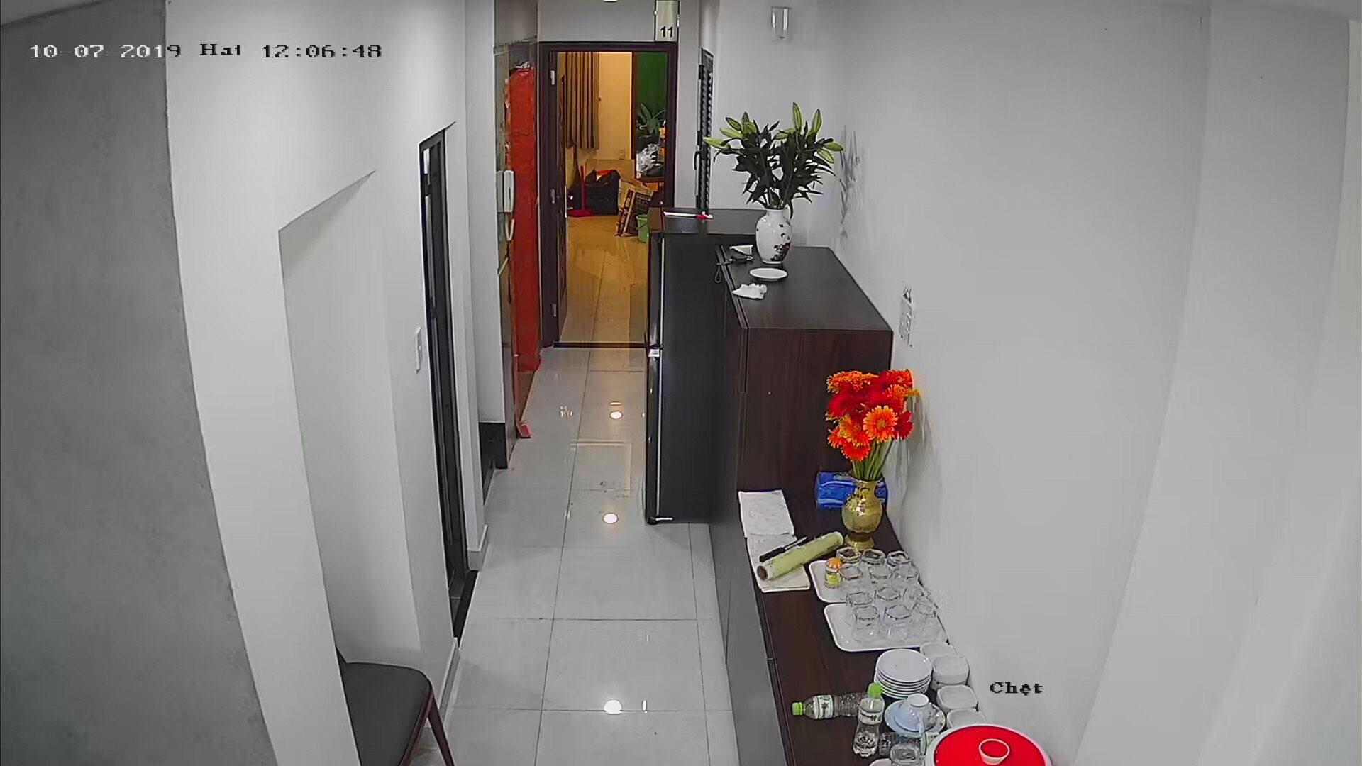 Hình ảnh bộ camera hikvision