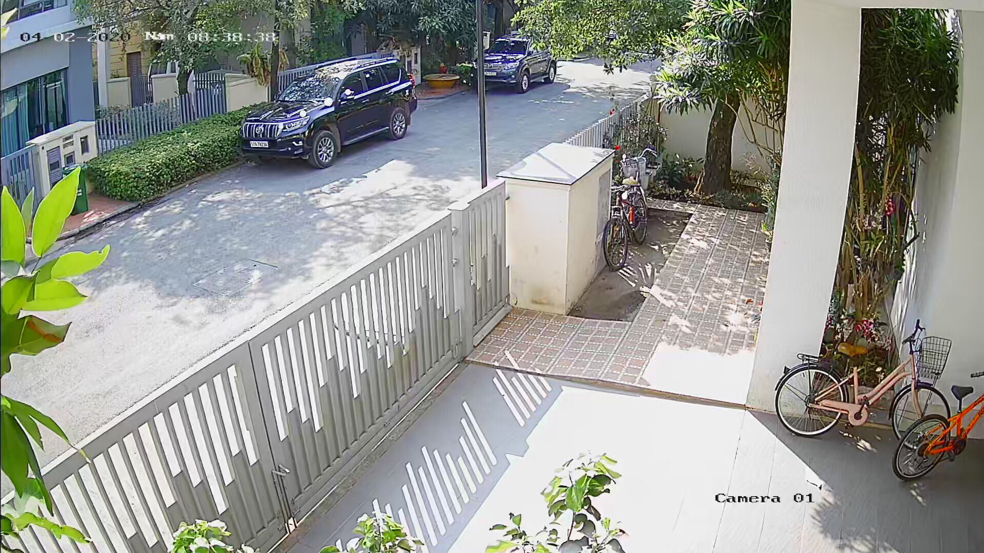Lắp đặt camera tại TPHCM bảo vệ ngôi nhà của mình